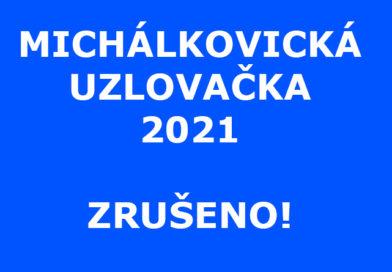 Michálkovická uzlovačka – zrušena